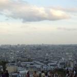 Parigi vista da Montmartre